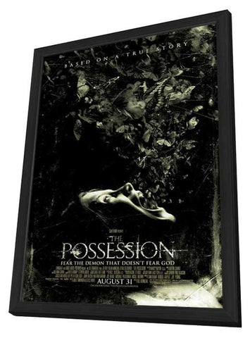 The Possession 11x17 Framed Movie Poster (2012)