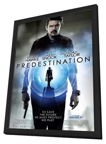 Predestination 27x40 Framed Movie Poster (2015)