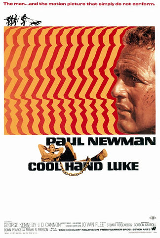 Cool Hand Luke 11x17 Movie Poster (1967)
