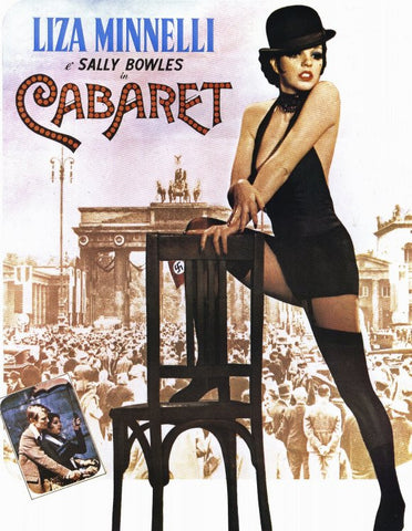 Cabaret (Foreign) 11x17 Movie Poster (1972)