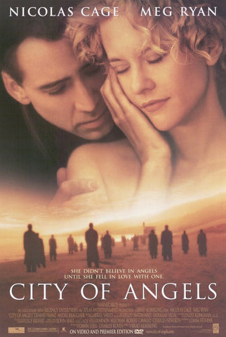 City of Angels 11x17 Movie Poster (1998)