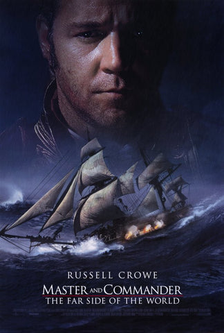Master and Commander: The Far Side of the World 27x40 Movie Poster (2003)