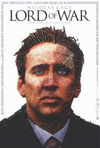 Lord of War 11x17 Movie Poster (2005)
