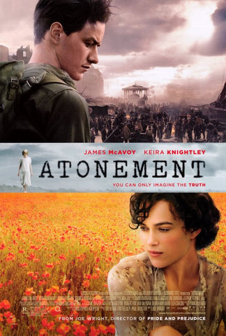 Atonement 27x40 Movie Poster (2007)