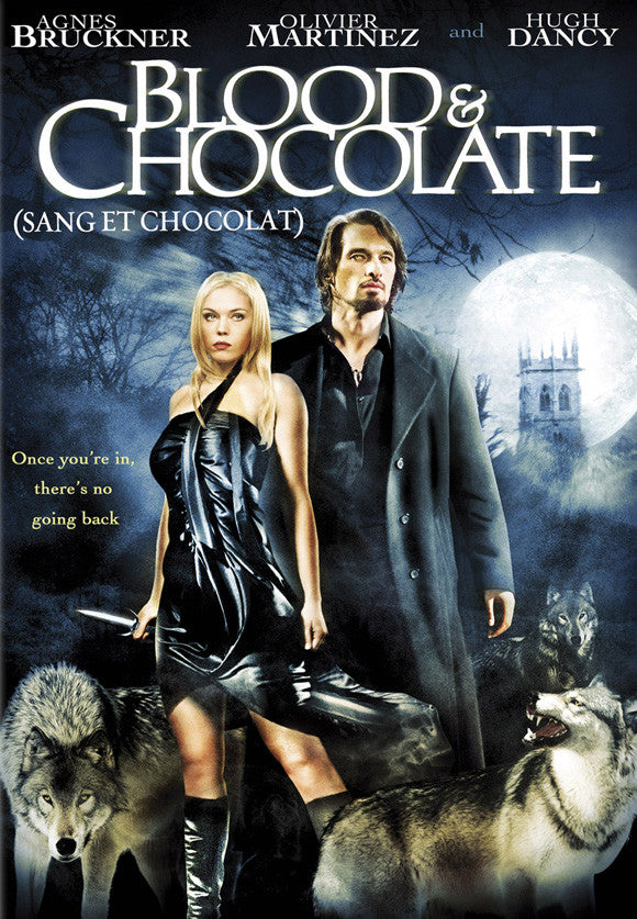 Blood and Chocolate (UK) 11x17 Movie Poster (2007) - etriggerz.com