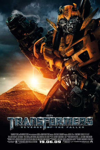Transformers 2: Revenge of the Fallen (UK) 27x40 Movie Poster (2009)