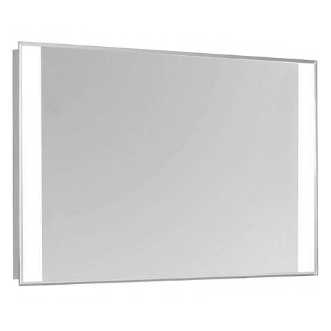 "Nova 2-Side Dimmable 5000K 20""x30"" Rectangle LED Edge Electric Mirror"