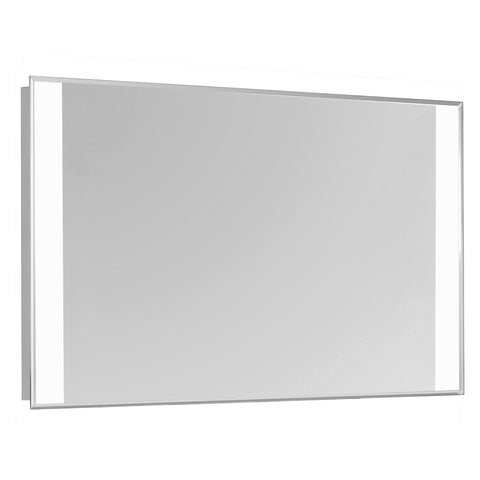 "Nova 2-Side Dimmable 5000K 24""x30"" Rectangle LED Edge Electric Mirror"