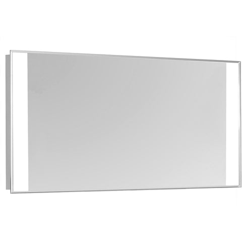 "Nova 2-Side Dimmable 5000K 24""x40"" Rectangle LED Edge Electric Mirror"