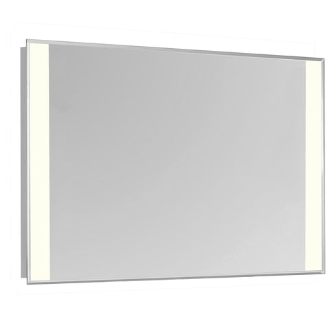 "Nova 2-Side Dimmable 3000K 20""x30"" Rectangle LED Edge Electric Mirror"