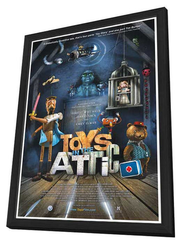 Augustine 11x17 Framed Movie Poster (2013)