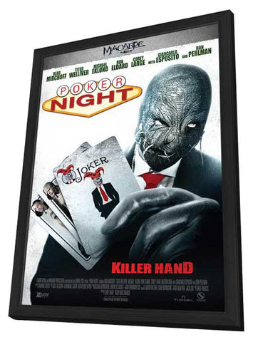 Headhunters (Norwegian) 11x17 Framed Movie Poster (2011)