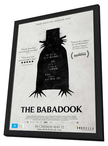 The Babadook (Australian) 27x40 Framed Movie Poster (2014)