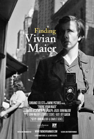 Finding Vivian Maier 11x17 Movie Poster (2014)