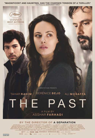 The Past (Canadian) 27x40 Movie Poster (2013)
