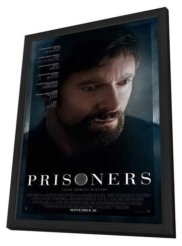 Prisoners 11x17 Framed Movie Poster (2013)
