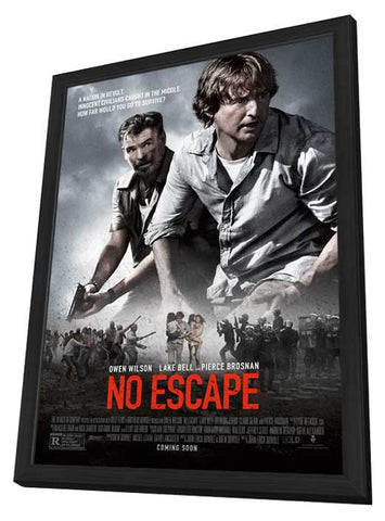 Won't Back Down 27x40 Framed Movie Poster (2012)