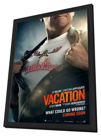 Vacation 11x17 Framed Movie Poster (2015)