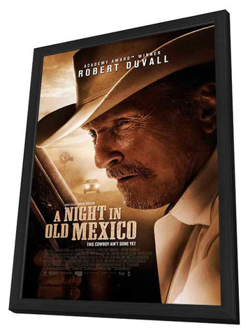 A Night in Old Mexico 11x17 Framed Movie Poster (2014)