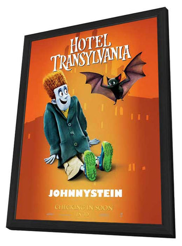 Hotel Transylvania 11x17 Framed Movie Poster (2012)