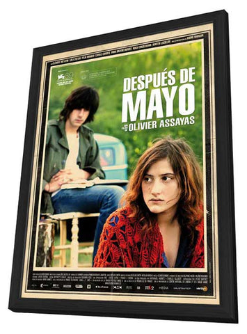 Something in the Air (Spanish) 27x40 Framed Movie Poster (2013)