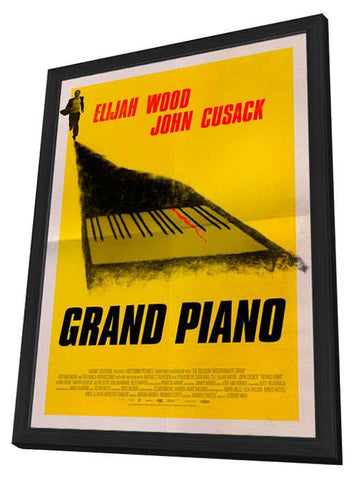 Grand Piano 11x17 Framed Movie Poster (2014)