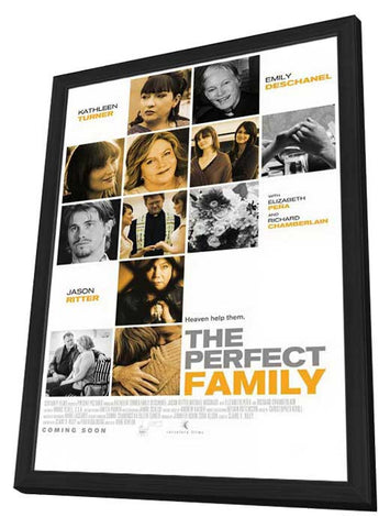 The Perfect Family 11x17 Framed Movie Poster (2011)