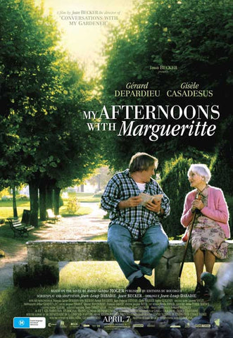 My Afternoons with Marguerite (Australian) 11x17 Movie Poster (2010)