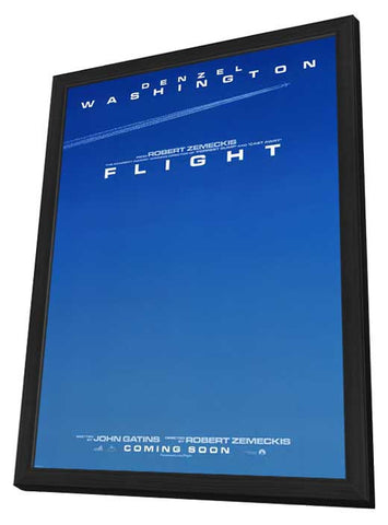 Flight 11x17 Framed Movie Poster (2012)