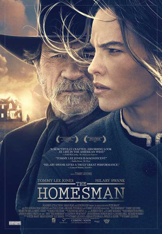The Homesman (Canadian) 11x17 Movie Poster (2014)