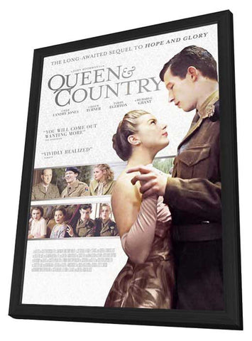 Last Ounce of Courage 27x40 Framed Movie Poster (2012)
