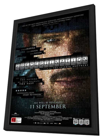 Intruders (Spanish) 11x17 Framed Movie Poster (2011)