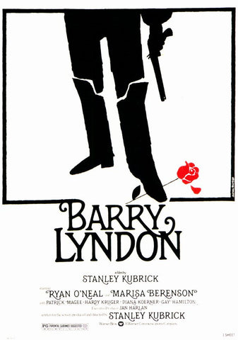 Barry Lyndon 11x17 Movie Poster (1975)