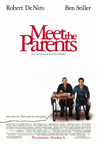 Meet the Parents 11x17 Movie Poster (2000)