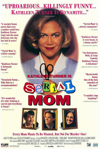 Serial Mom 11x17 Movie Poster (1994)