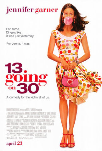 13 Going On 30 27x40 Movie Poster (2004)