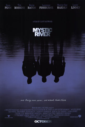 Mystic River 27x40 Movie Poster (2003)