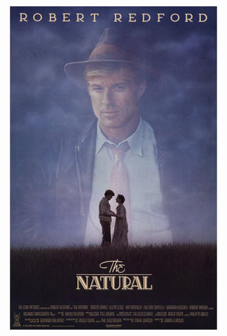 The Natural 27x40 Movie Poster (1984)