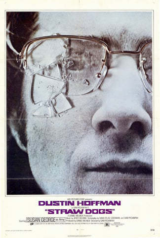 Straw Dogs 27x40 Movie Poster (1972)