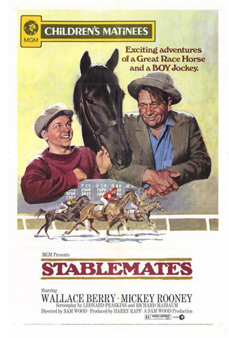 Stablemates 11x17 Movie Poster (1973)