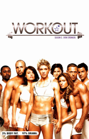 Workout 27x40 Movie Poster (2006)