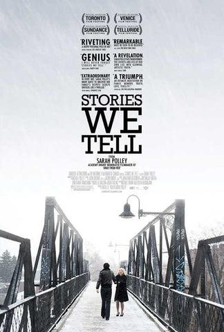 Stories We Tell 27x40 Movie Poster (2013)
