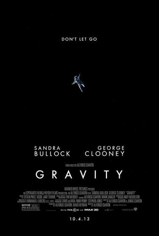 Gravity 27x40 Movie Poster (2013)