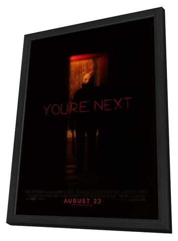 You're Next 11x17 Framed Movie Poster (2013)