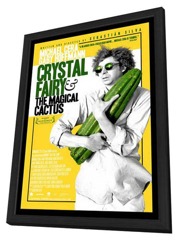 Crystal Fairy 11x17 Framed Movie Poster (2013)