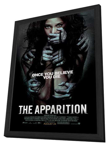 The Apparition 11x17 Framed Movie Poster (2012)
