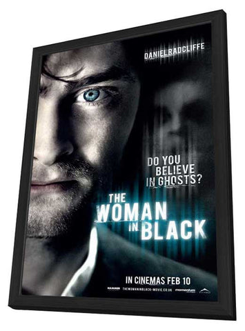 The Woman in Black (UK) 11x17 Framed Movie Poster (2012)