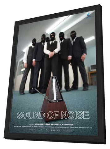 Sound of Noise (French) 11x17 Framed Movie Poster (2010)