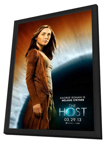 The Host 27x40 Framed Movie Poster (2013)