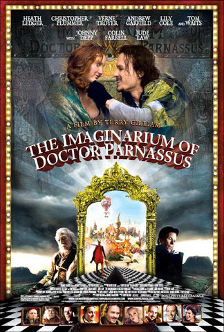 The Imaginarium of Doctor Parnassus 11x17 Movie Poster (2009)